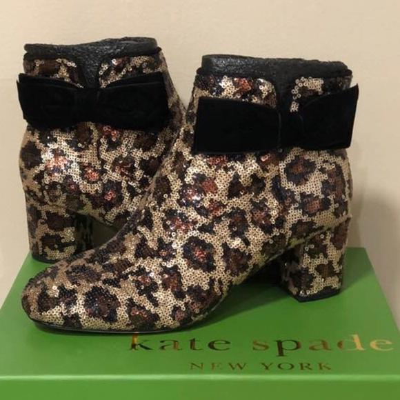 a70c21cc59902 kate spade Shoes   Nwt New York Langley Booties   Poshmark